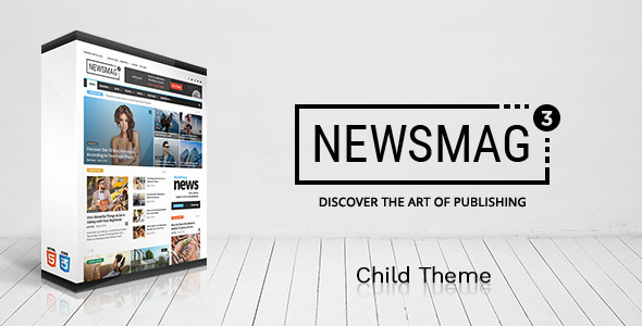 Newsmag child