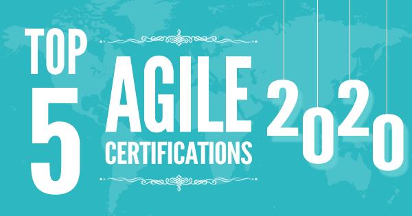 Top 5 Agile Certifications