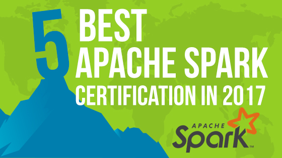 Apache Spark Certification