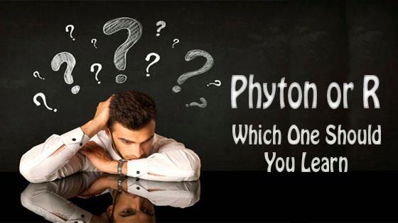 Python Or R