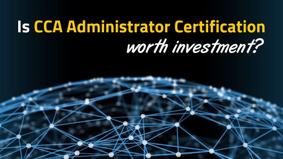 CCA Administrator Certification