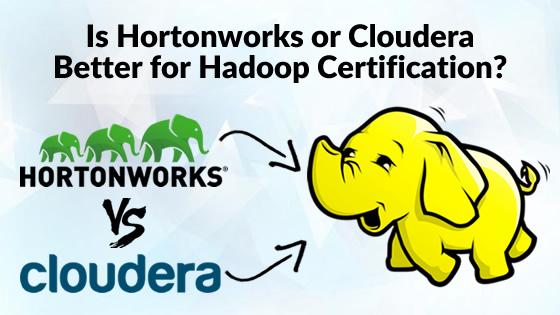 Cloudera or Hortonworks