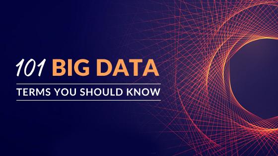 big data terms