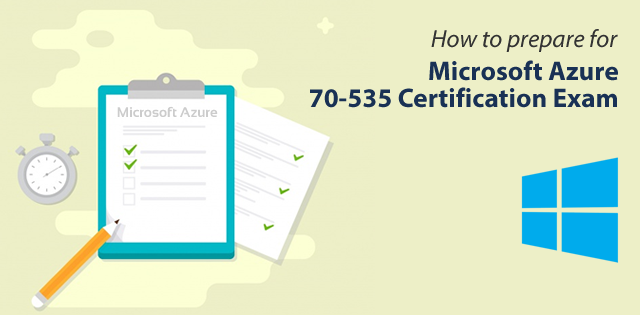 Microsoft Azure 70-535 Certification Exam