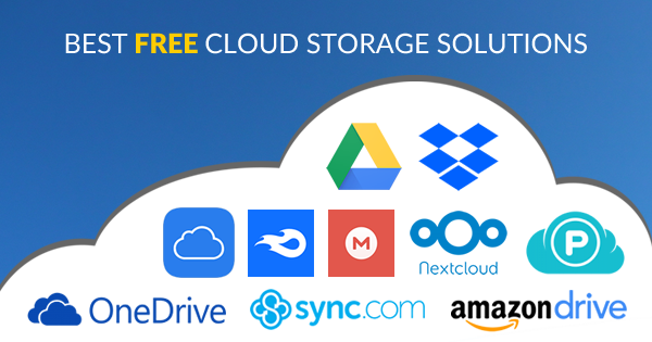 10 Best Free Cloud Storage Services in 2019 [Updated