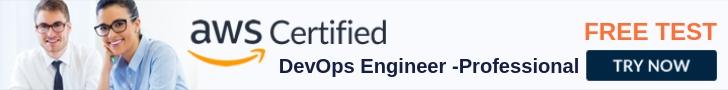 DevOps Engineer Professional Free Test