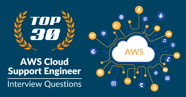 Top 30 AWS Cloud Support Engineer Interview Questions and Answers