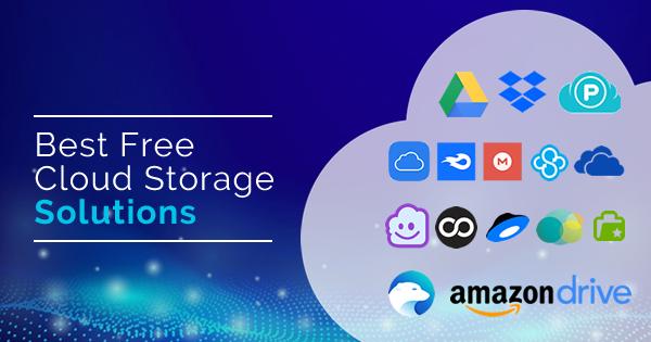 15 Best Free Cloud Storage In 2021 Up To 200 Gb Free Storage Whizlabs Blog