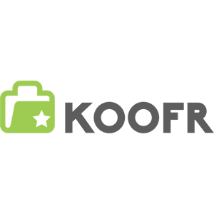 koofr logo