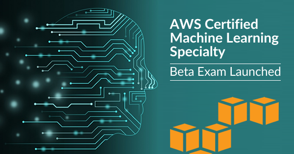 AWS Certified Machine Learning Specialty beta exam