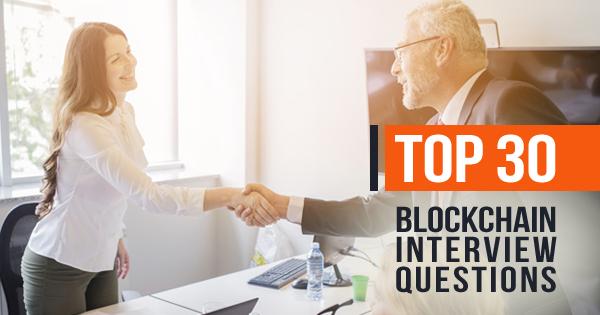 Blockchain Interview Questions
