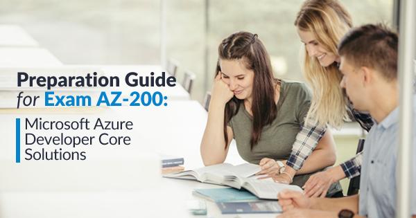 AZ-200 Exam Preparation
