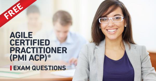 PMI-ACP exam questions