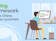 Spring Framework Basics Online Course