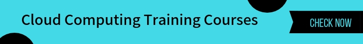 Cloud computing Training Courses