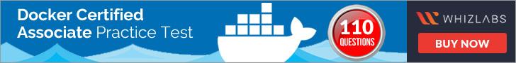 Docker Certified Associate Practice Tests