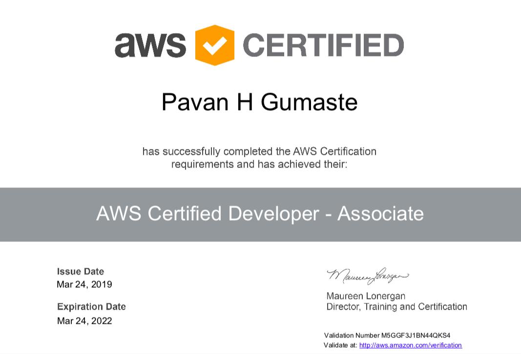 How Did I Pass Aws Certified Developer Associate Aws Cda