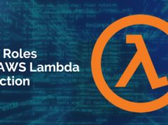 IAM Roles for Lambda Function