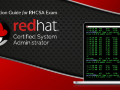 Red Hat Certified System Administrator exam preparation