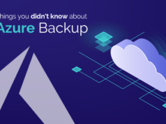 Things you should know about Azure Backup