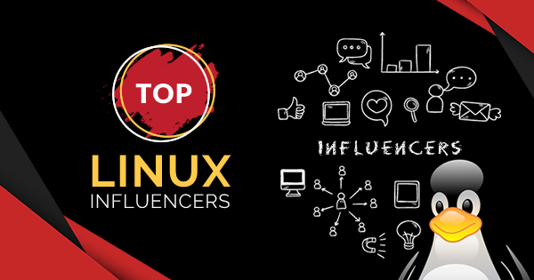 Top Linux Influencers