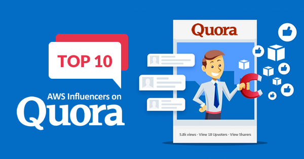 AWS Influencers on Quora