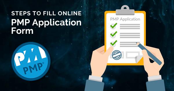 online PMP application form