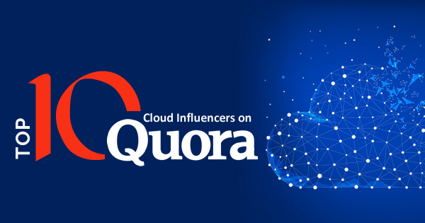 top cloud influencers on quora