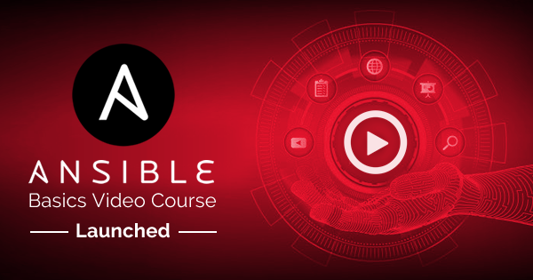 Ansible basics online course