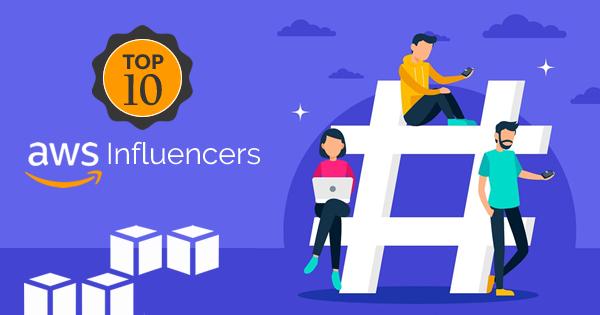 Top AWS Influencers