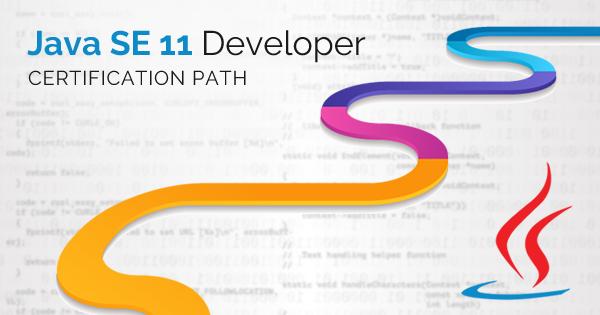 Java SE 11 Certification Path