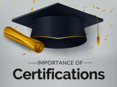 Importance of certifications