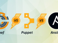 chef vs puppet vs ansible