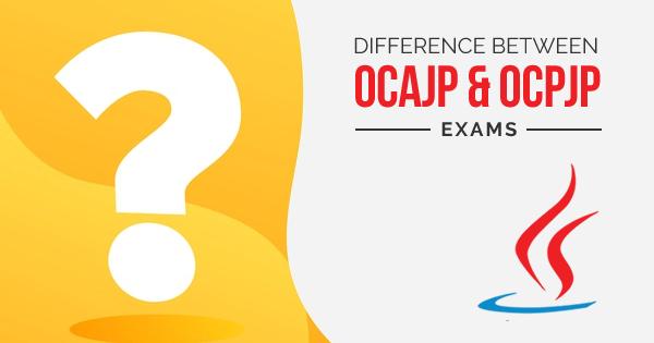 OCAJP vs OCPJP