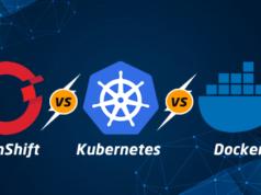 openshift vs kubernetes vs docker