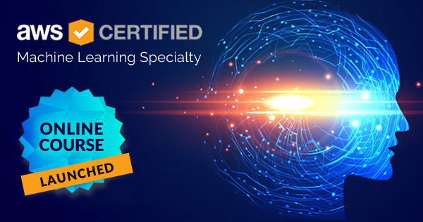 AWS Certified Machine Learning Specialty Online Course
