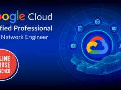 Google Cloud Certified Professional Cloud Network Engineer Online Course