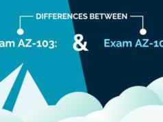 AZ-103 vs AZ-104 Exam