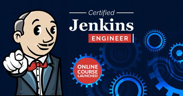 Certified Jenkins Engineer Online Course