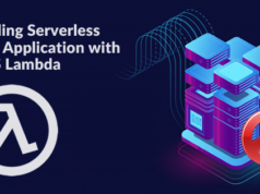 serverless web application with aws lambda