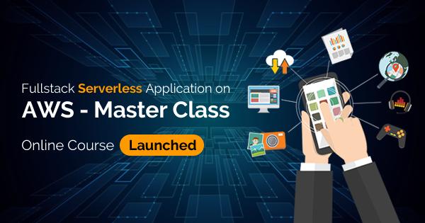 fullstack serverless application on aws master class