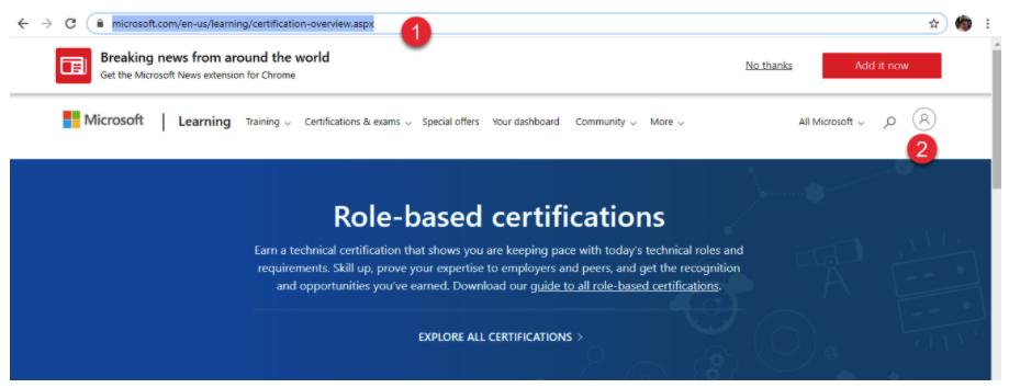 azure role-based certifications