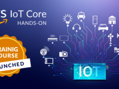 AWS IoT Core Hands-on Training Course