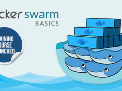 docker swarm basics training course