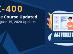AZ-400 online course updated