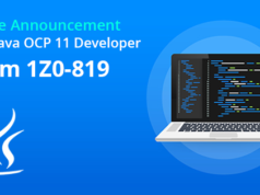 Oracle Announcement - 1Z0-819 Exam