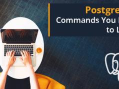 Top PostgreSQL Commands