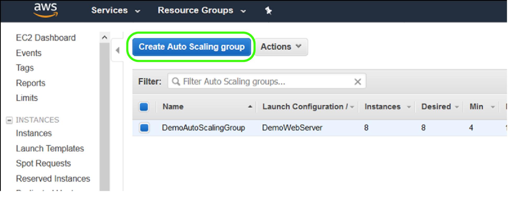 AWS Autoscaling Groups