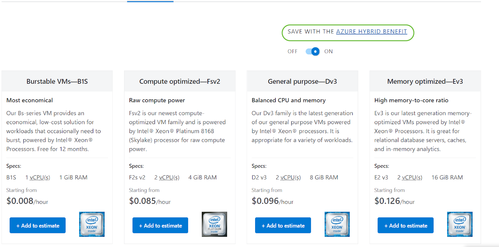 Hybrid Benefit Options in Azure - Azure cost optimization