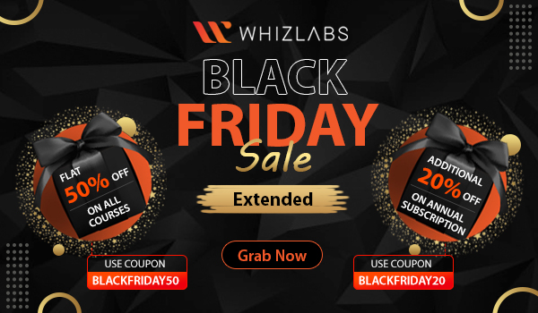 Whizlabs Sale